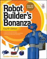 Cover image for Robot builder's bonanza