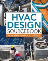 Cover image for HVAC design sourcebook