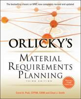 Cover image for Orlicky's material requirements planning