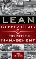 Cover image for Lean supply chain and logistics management