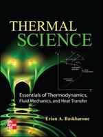 Cover image for Thermal science : essentials of thermodynamics, fluid mechanics, and heat transfer