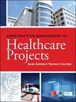 Cover image for Construction management of healthcare projects