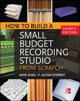 Cover image for How to build a small budget recording studio from scratch