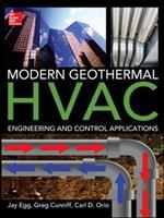 Cover image for Modern geothermal HVAC : engineering and control applications