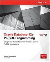 Cover image for Oracle database 12c PL/SQL programming