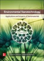 Cover image for Environmental Nanotechnology : Applications and Impacts of Nanomaterials