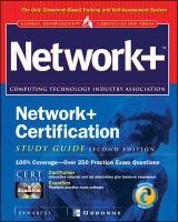 Cover image for Network+ certification : study guide