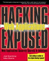 Cover image for Hacking expose web applications
