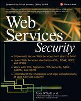 Cover image for Web services security