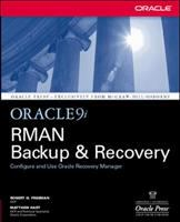 Cover image for Oracle9i RMAN backup and recovery