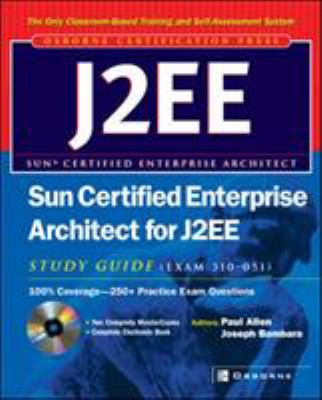 Cover image for Sun certified enterprise architect for J2EE study guide (Exam 310-351)
