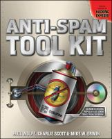 Cover image for Anti-spam tool kit