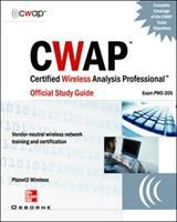 Cover image for CWAP : certified wireless analysis professional : official study guide : exam PW0-300
