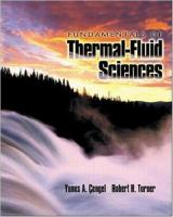 Cover image for Fundamentals of thermal-fluid sciences