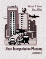 Cover image for Urban transportation planning : a decision-oriented approach