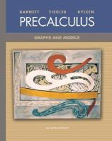 Cover image for Precalculus : graphs and models
