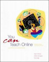Cover image for You can teach online : building a creative learning environment