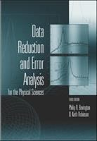 Cover image for Data reduction and error analysis for the physical sciences