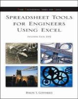 Cover image for Spreadsheet tools for engineers using Excel including Excel 2002