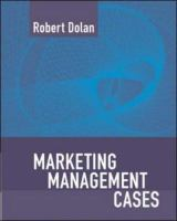 Cover image for Marketing management : text and cases