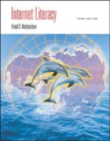 Cover image for Internet literacy