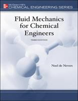 Cover image for Fluid mechanics for chemical engineers