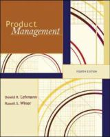 Cover image for Product management