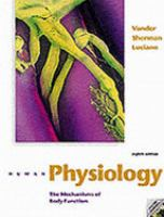 Cover image for Human physiology : the mechanisms of body function