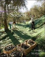 Cover image for Plants & society