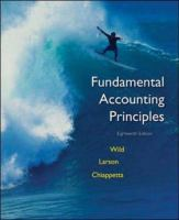 Cover image for Fundamental accounting principles