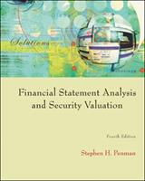 Cover image for Financial statement analysis and security valuation