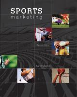 Cover image for Sports marketing