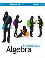 Cover image for Intermediate algebra