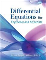 Cover image for Differential equations for engineers and scientists