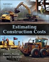 Cover image for Estimating construction costs