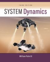 Cover image for System dynamics