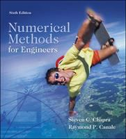 Cover image for Numerical methods for engineers