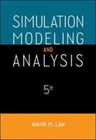 Cover image for Simulation modeling and analysis