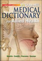 Cover image for McGraw-Hill medical dictionary for allied health