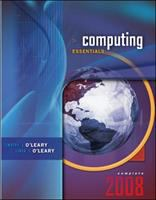 Cover image for Computing essentials 2008