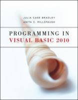 Cover image for Programming in Visual Basic 2010