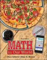Cover image for Math in our world