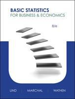 Cover image for Basic statistics for business and economics