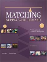 Cover image for Matching supply with demand : an introduction to operations management