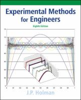 Cover image for Experimental methods for engineers