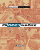 Cover image for New products management
