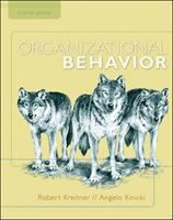 Cover image for Organizational behavior