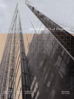 Cover image for Mathematics of finance