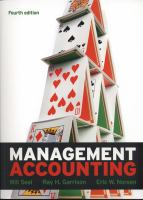 Cover image for Management accounting