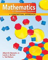 Cover image for Math for elementary teachers an activity approach